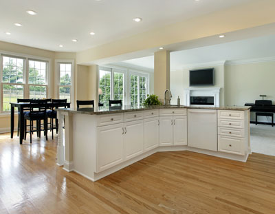 tired and old kitchen? we offer complete kitchen tranformation